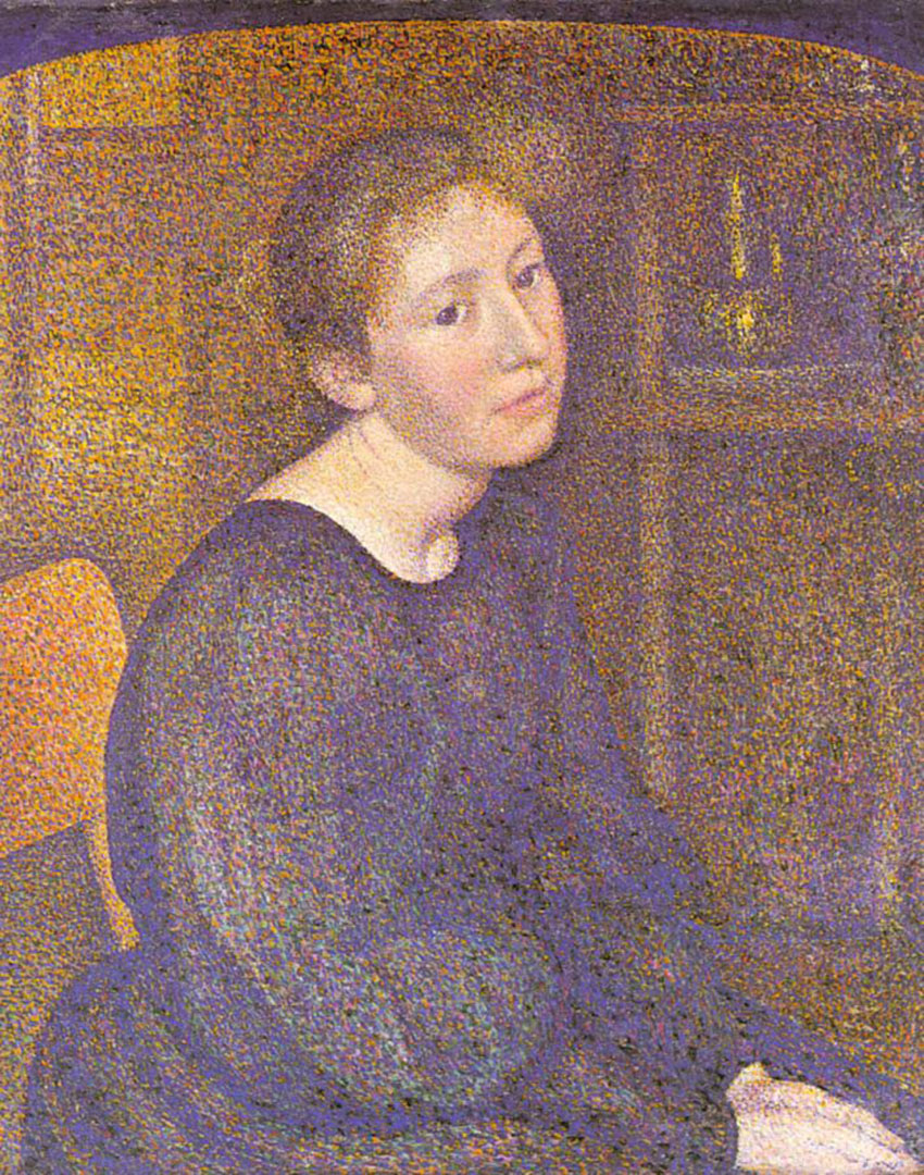 Portrait Of Madame Lemmen