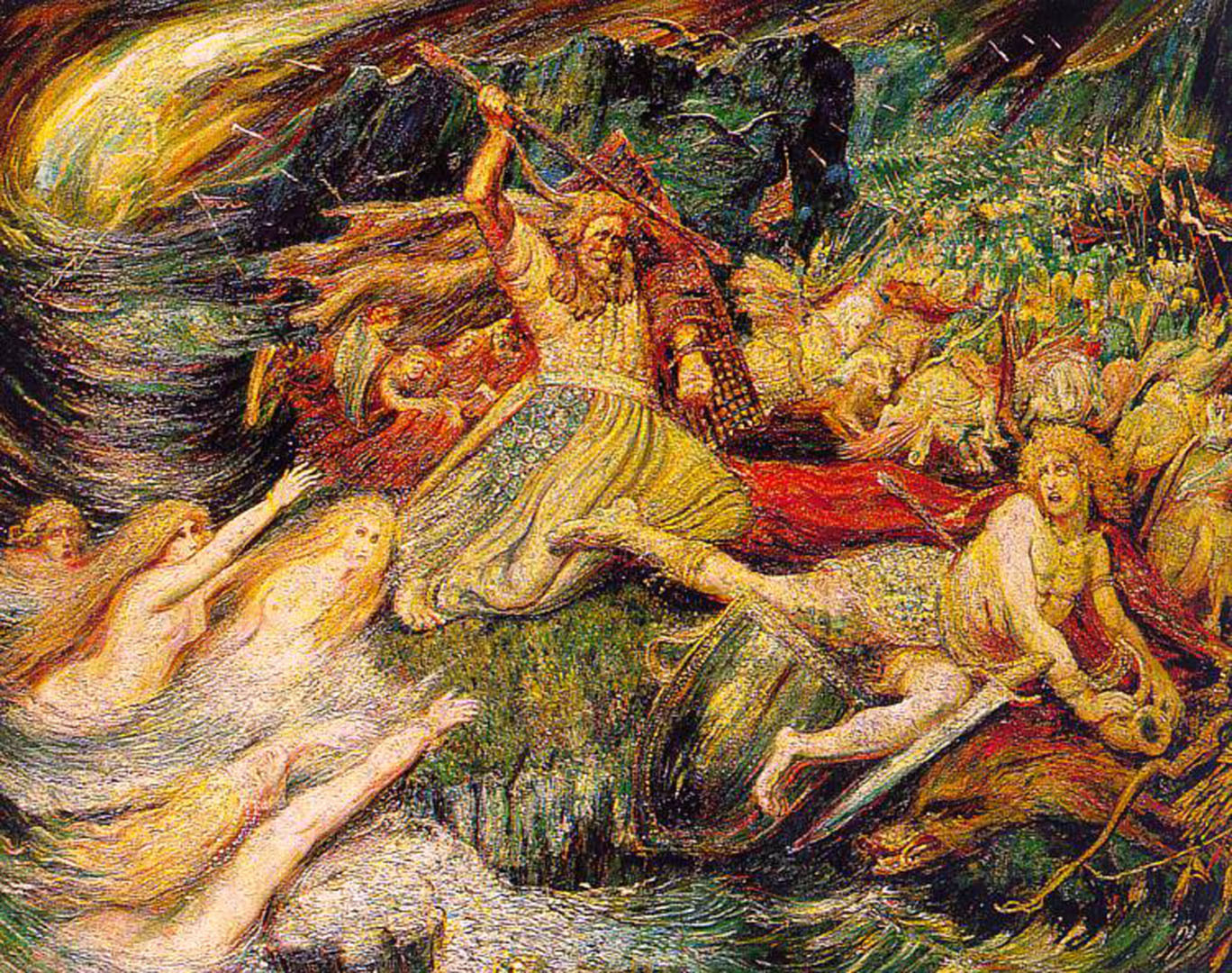 The Death Of Siegfried