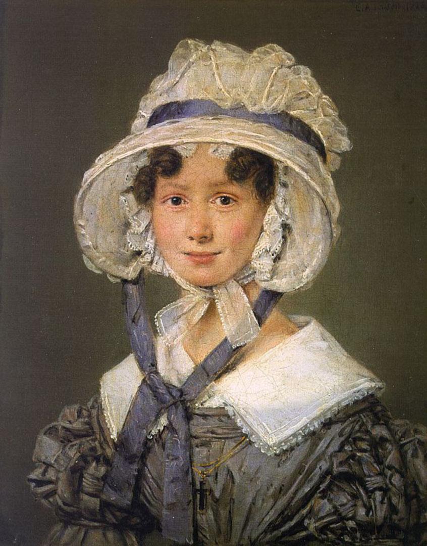 Portrait Of Birgitte Sobotker Hohlenberg