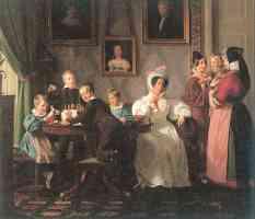 the waagpetersen family