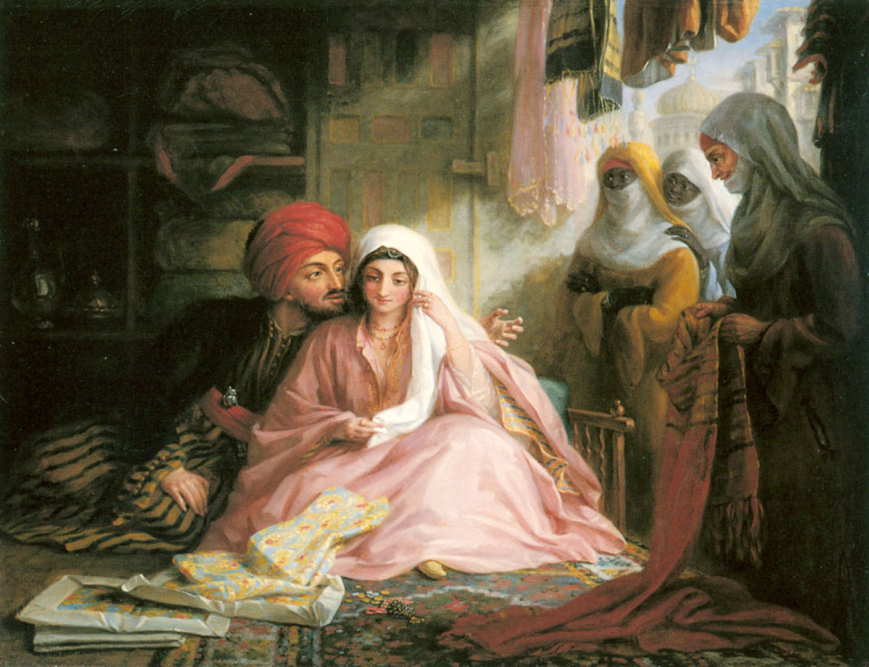 Moroccan Courtship