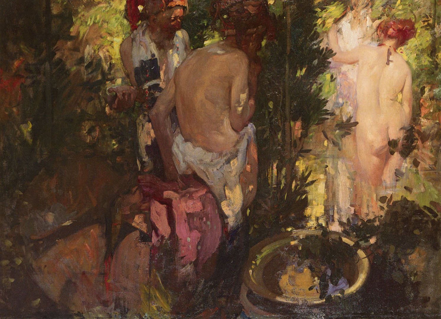 Suzanna And The Elders