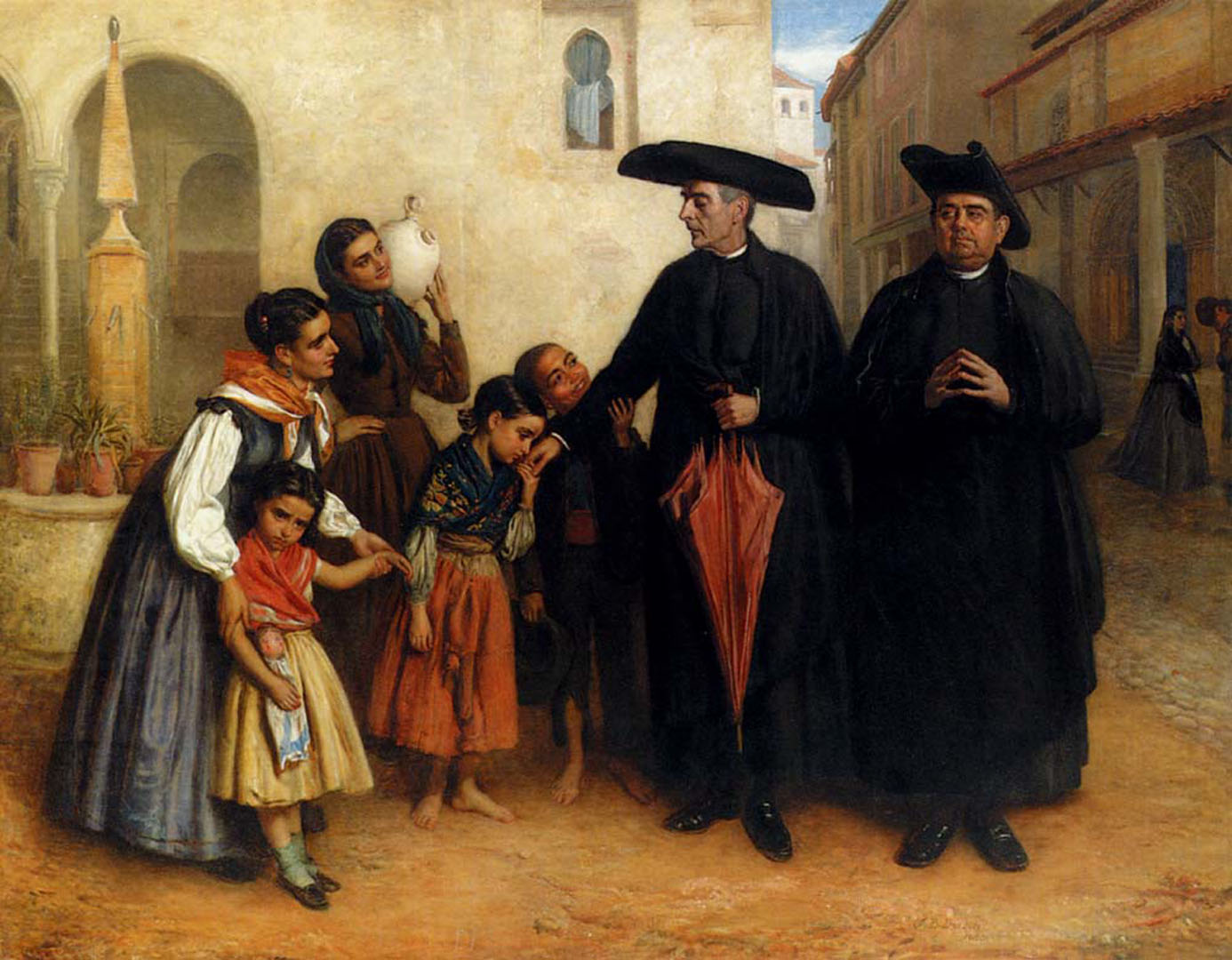 The Favourite Priest