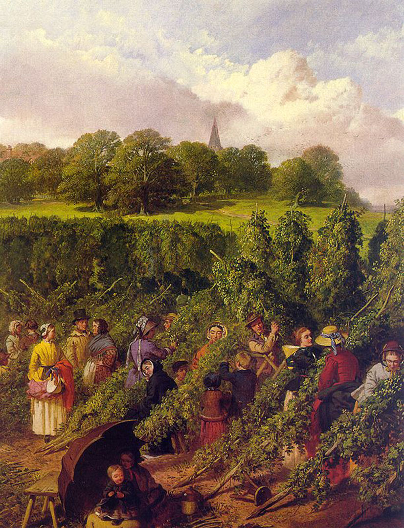 The Hop Pickers