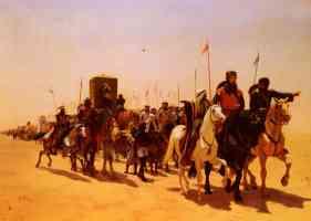 richard the lionheart on his way to jerusalem
