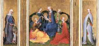 master of the older holy kinship altar