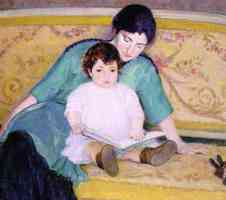mother and baby elizabeth