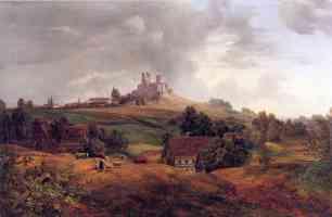 stolpen castle