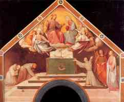 the miracle of the roses of saint francis of assisi