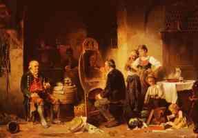 the portrait painter