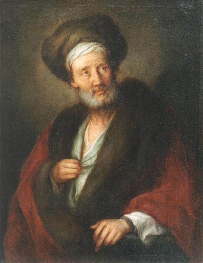 Portrait Of A Polish Man