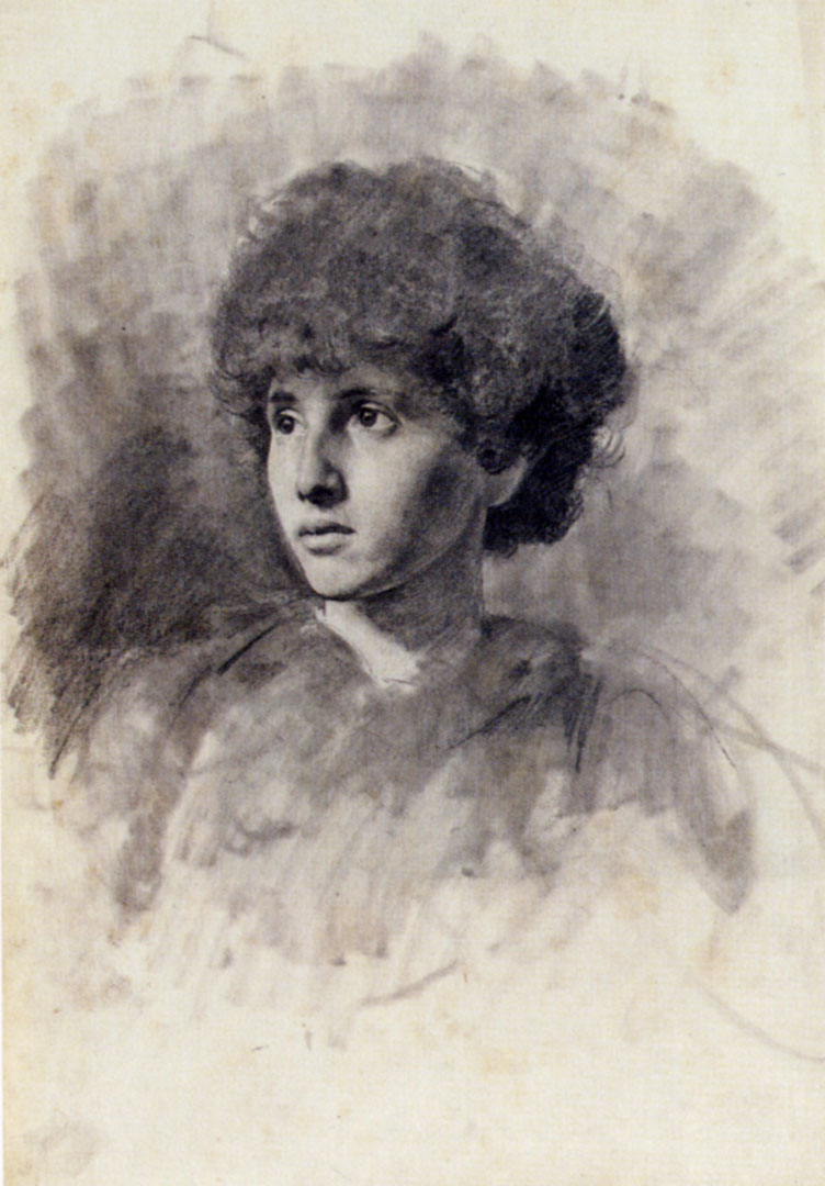 Portrait Of The Artists Daughter Maud