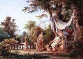 the elder the toilette of venus