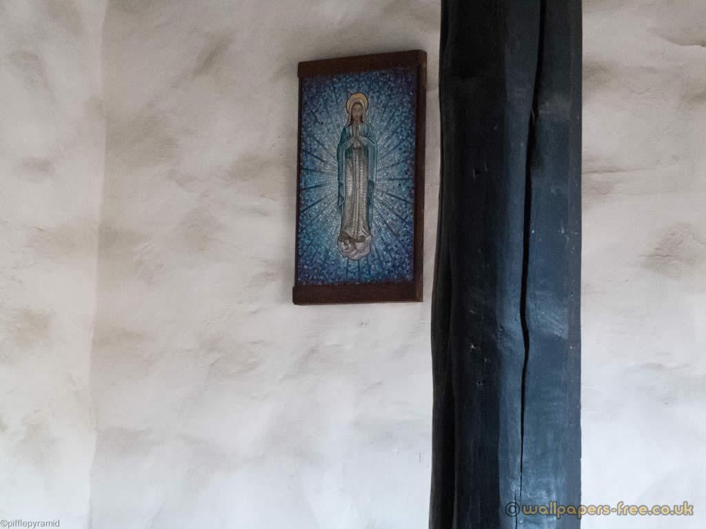 Quiet Jesus Painting