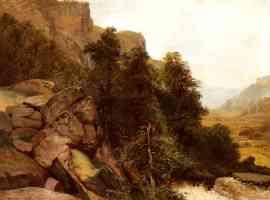 landscape study 1851