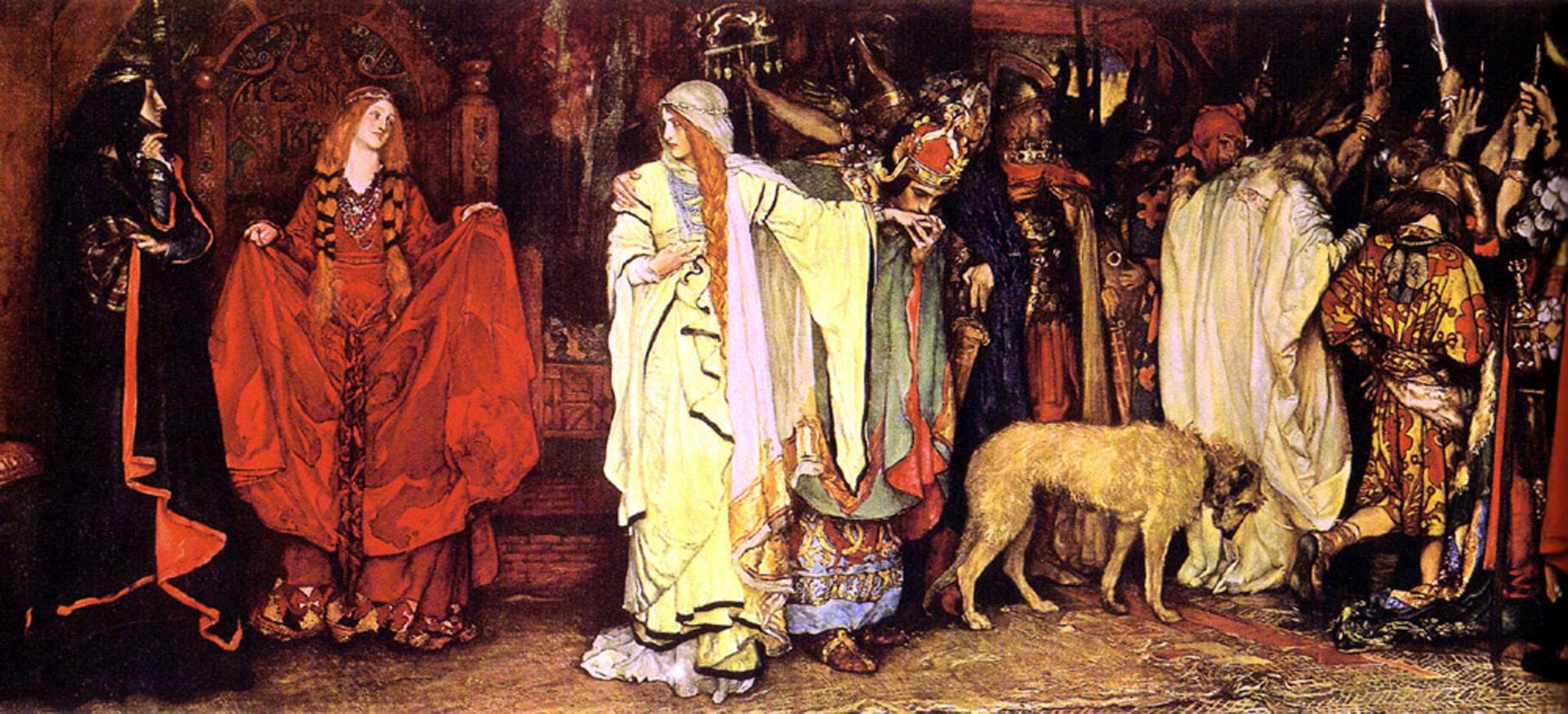 King Lear Cordelias Farewell