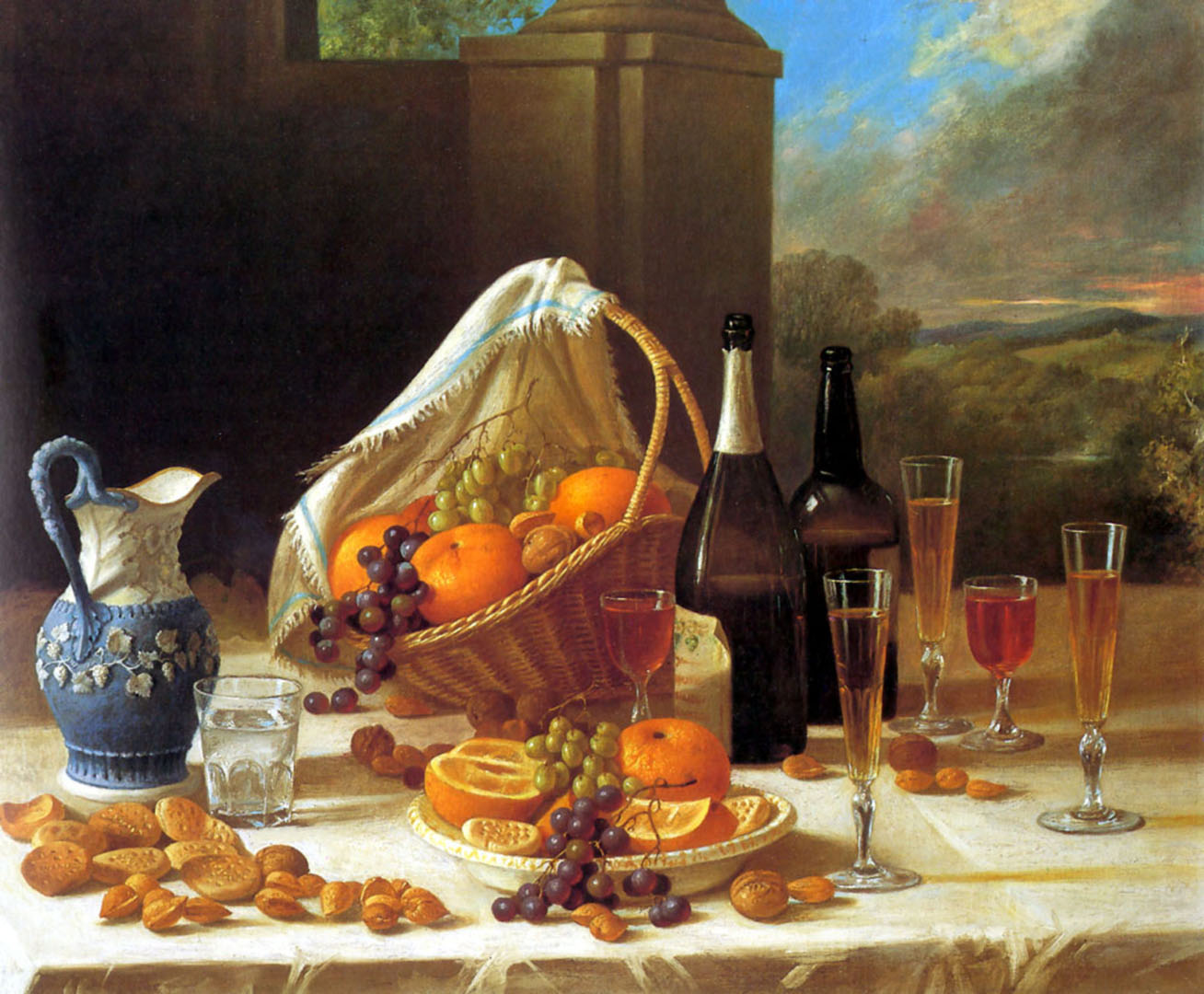 Luncheon Still Life