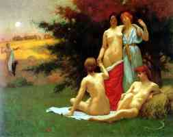 an eclogue