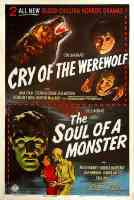 CRY OF THE WEREWOLF THE SOUL OF A MONSTER