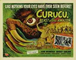 curucu beast of the amazon