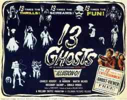 13 GHOSTS ii