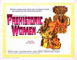 prehistoric women 1966