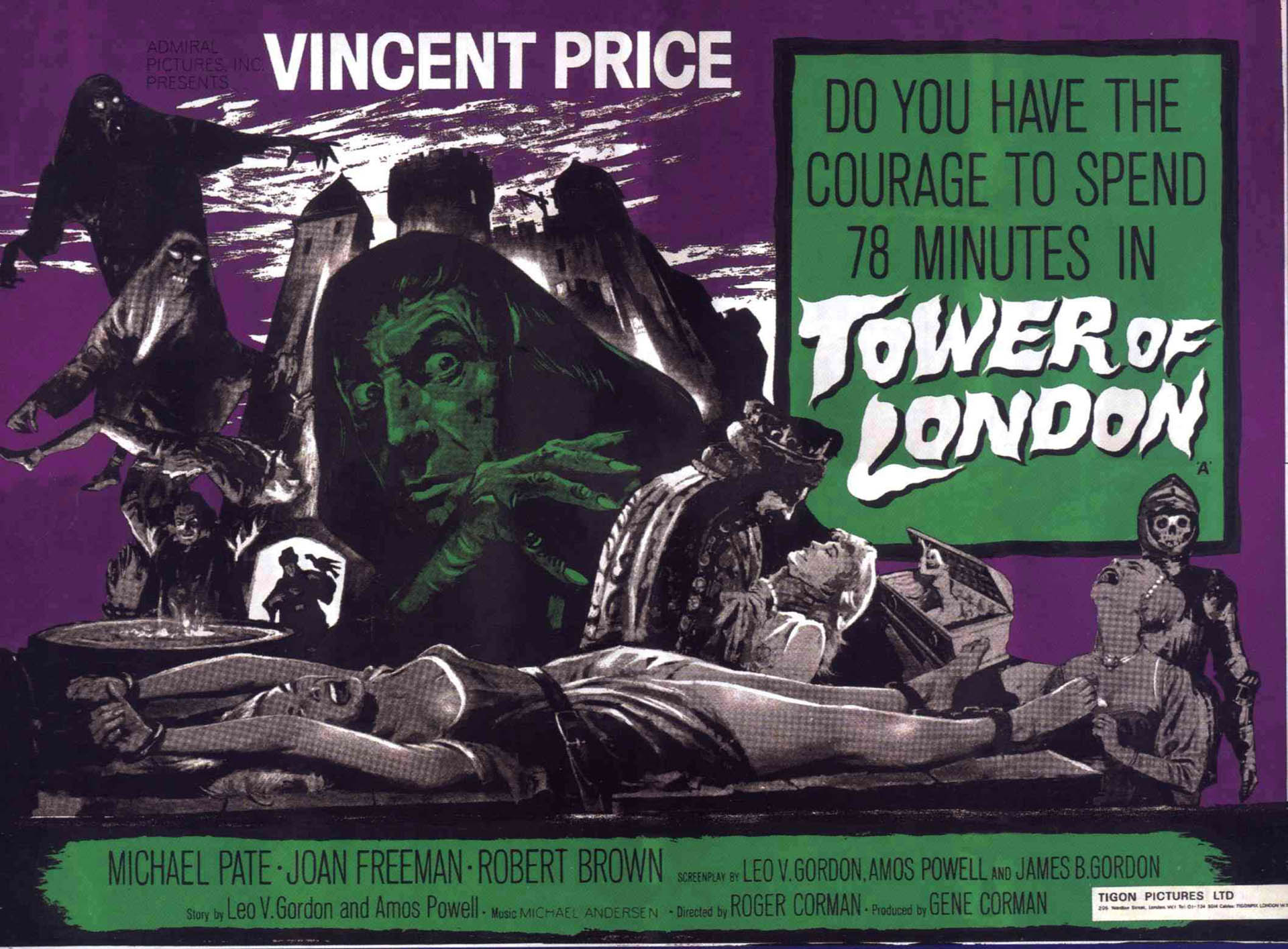 vincent price computer wallpapers - photo #24