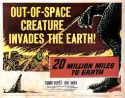 20 MILLION MILES TO EARTH landscape
