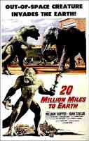 20 MILLION MILES TO EARTH portrait