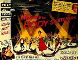 INVASION OF THE BODY SNATCHERS landscape