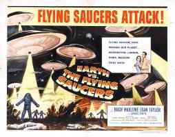 earth vs the flying saucers
