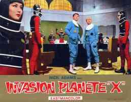 invasion planet x