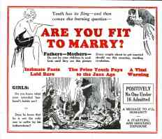 are you fit to marry