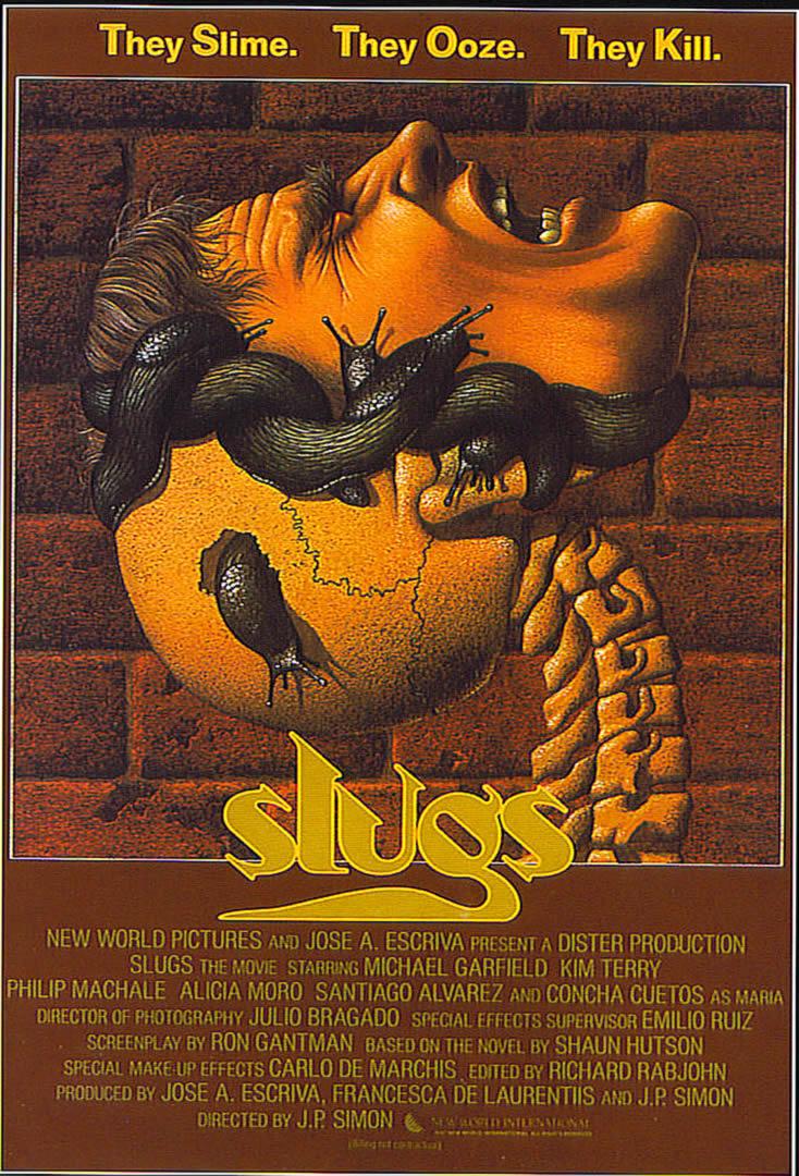 Bad Movie, Great Poster SLUGS