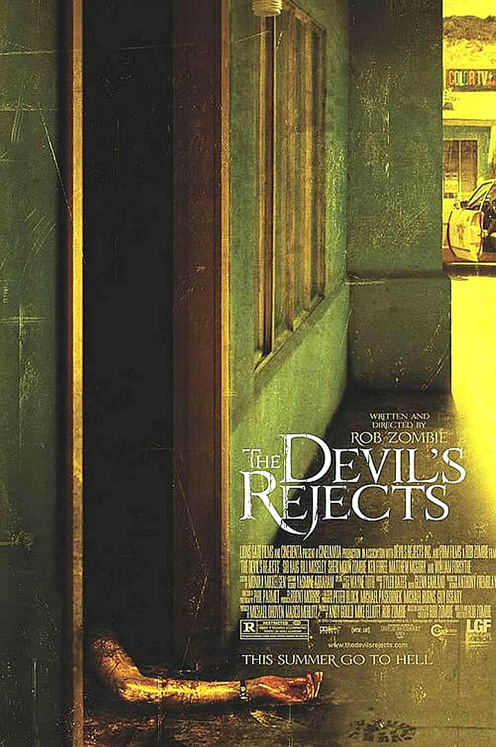 The Devils Rejects Exploitation B Movie Posters