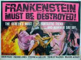 FRANKENSTEIN MUST BE DESTROYED landscape