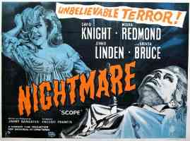 NIGHTMARE 1964 landscape