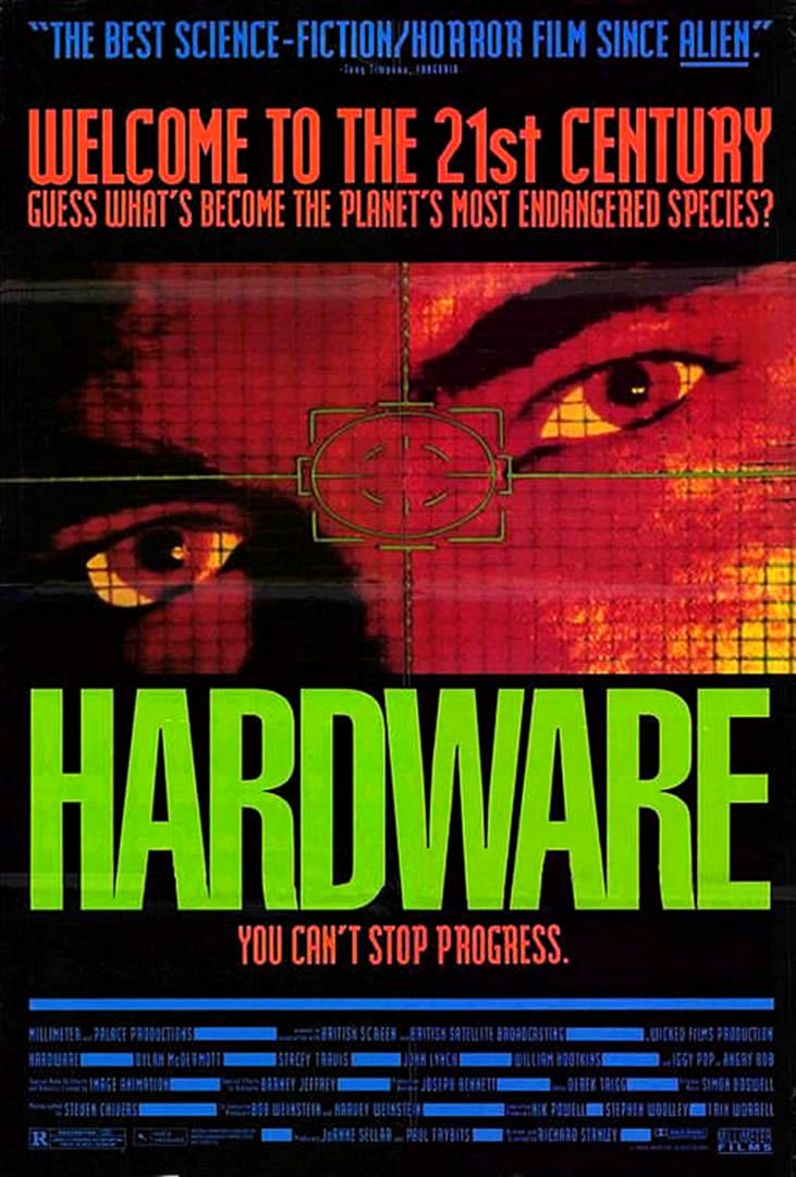 HARDWARE - Wallpaper Image featuring Horror B Movie Posters