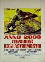 GODZILLA INVASION OF THE ASTRO MONSTERS