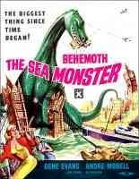 BEHEMOTH THE SEA MONSTER