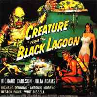 CREATURE FROM THE BLACK LAGOON 4