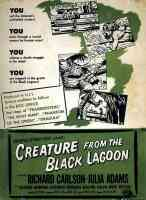 CREATURE FROM THE BLACK LAGOON 6