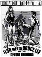 ILSA MEETS BRUCE LEE IN THE DEVILS TRIANGLE