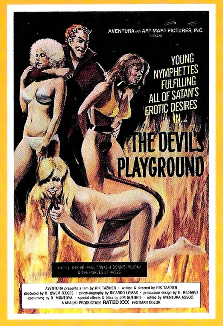 THE DEVILS PLAYGROUND