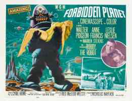 forbidden planet ii