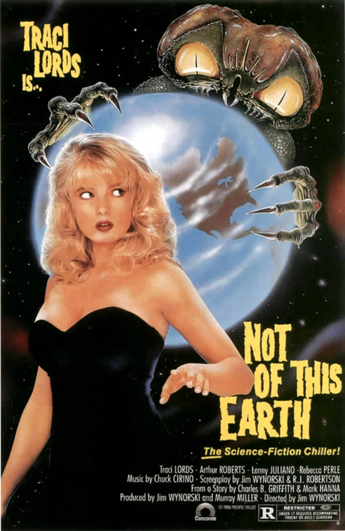 Traci lords not of this earth