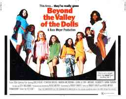 beyond valley of the dolls