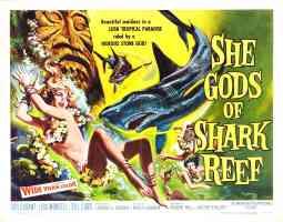 she gods of the shark reef