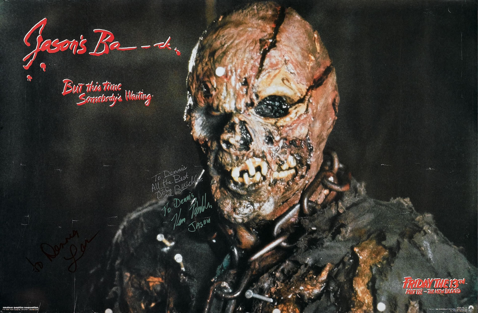 Friday 13th Part 7
