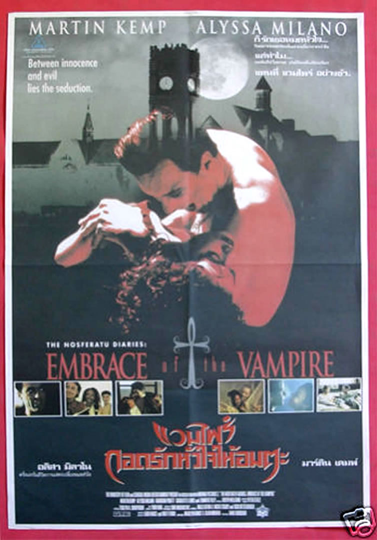 EMBRACE OF VAMPIRE